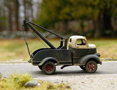 Danis Towing: Classic Car Transport