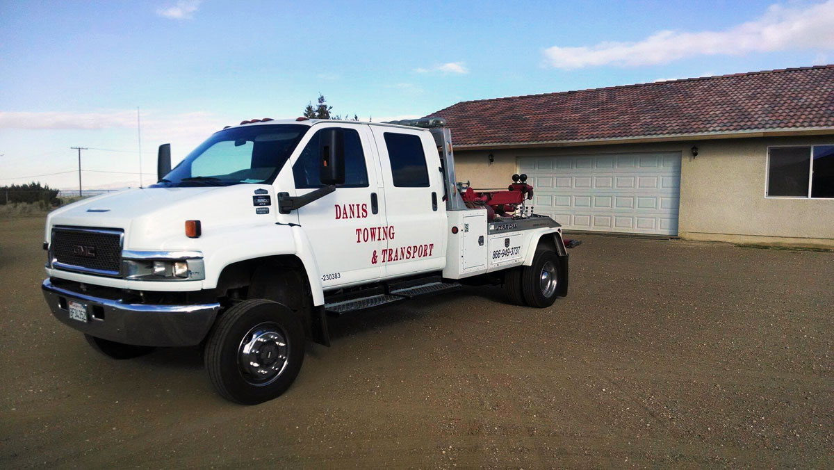 Towing Vendors Recommended Danis Towing And Transport