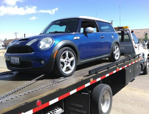 Mini Cooper Towing Service. No Job Too Small!