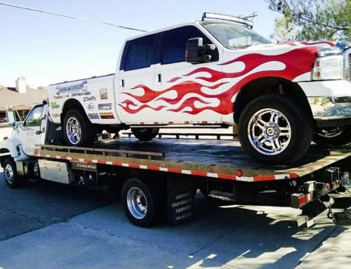Custom Truck Transport & Tow