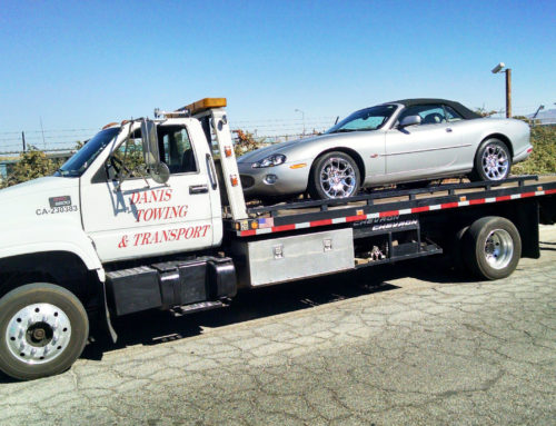 Dream Cars Luxury Car Transport & Tow